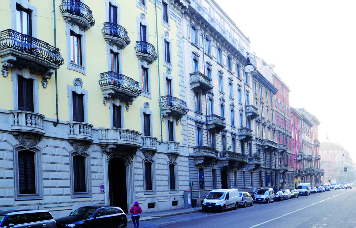 Milano – Via Boccaccio, 25
