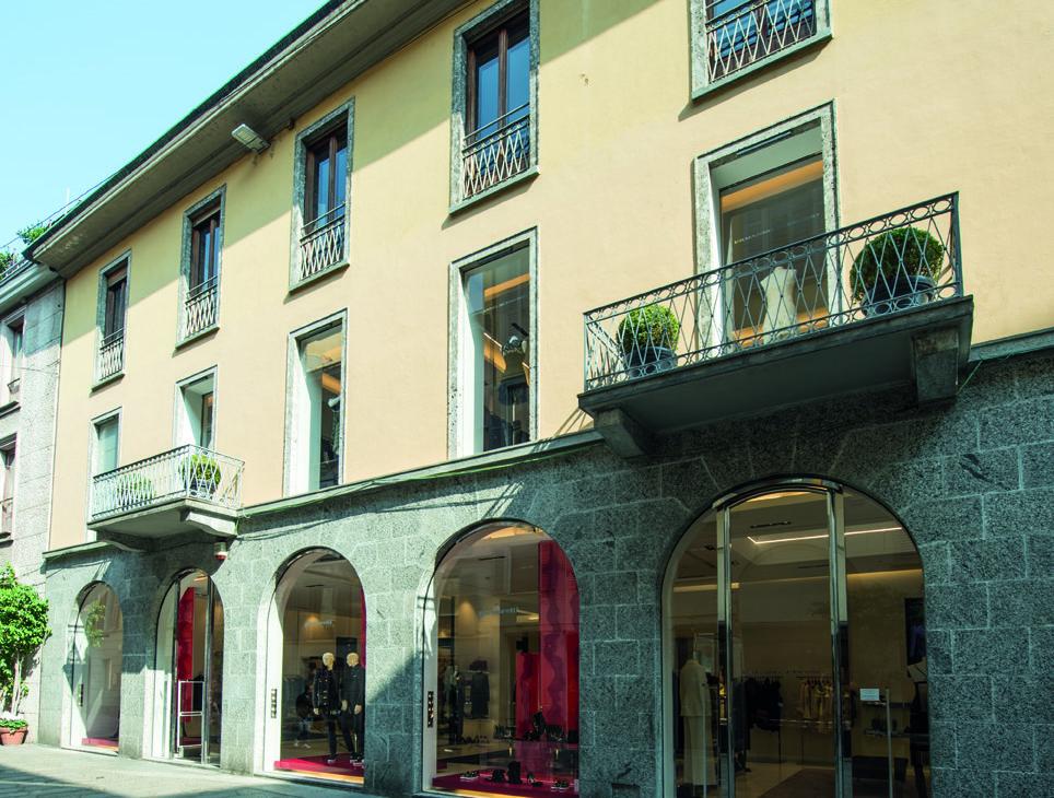 Milano, Via Della Spiga, 4 – Boutique GioMoretti